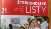 Štěrboholské listy 022016